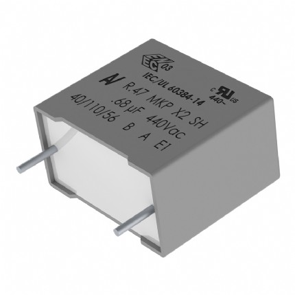 基美KEMET薄膜电容器 Film Capacitors​ AC Series Power Supply Capacitors​ ​