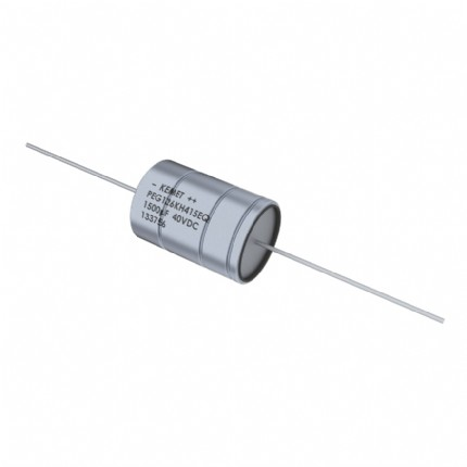 基美KEMET铝电解电容器轴向和径向型 ​​​​​​Axial Lead & Radial Crown​ Aluminum Electrolytic Capacitors